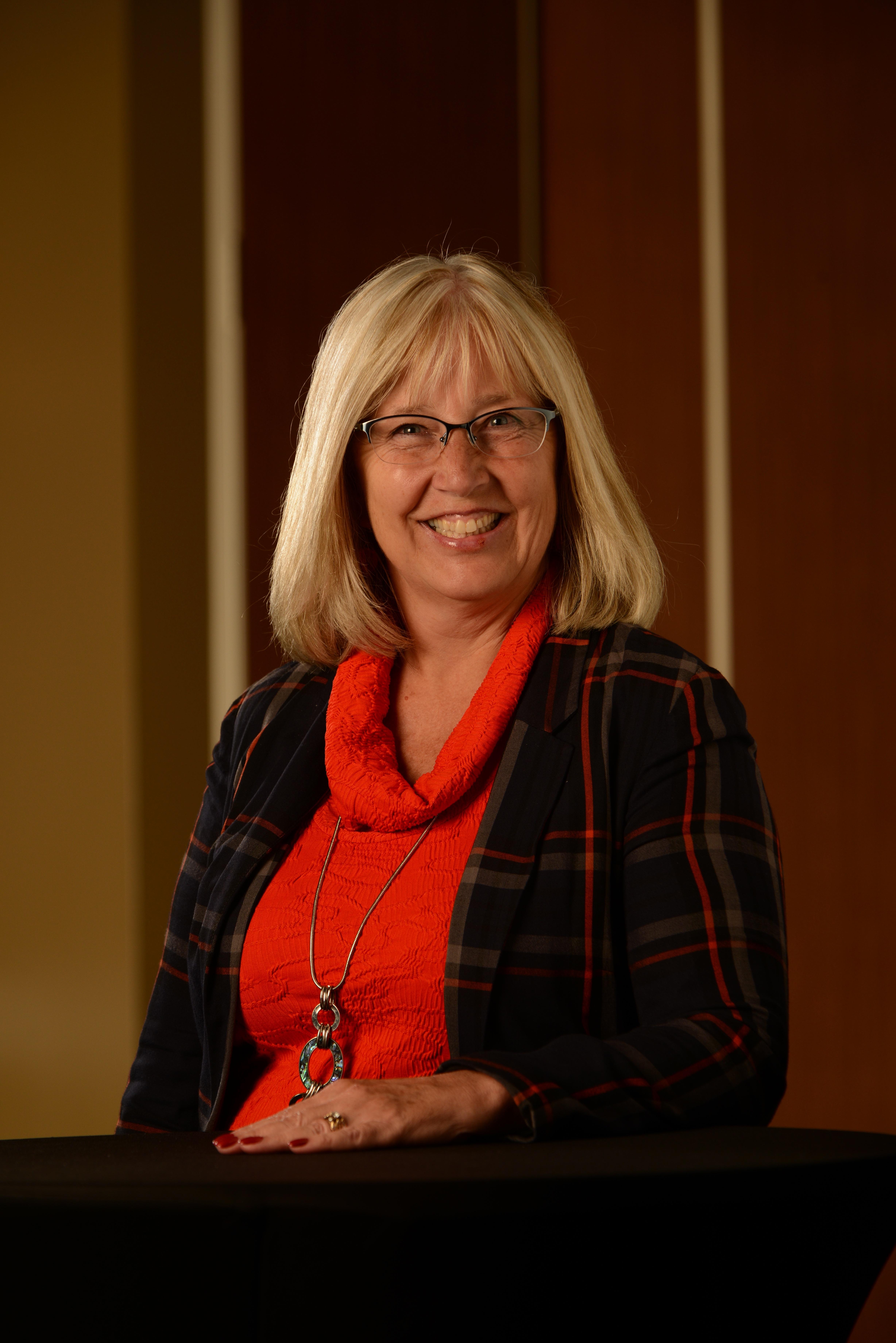 Headshot of Allison Ammeter